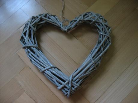 Proutěné srdce,