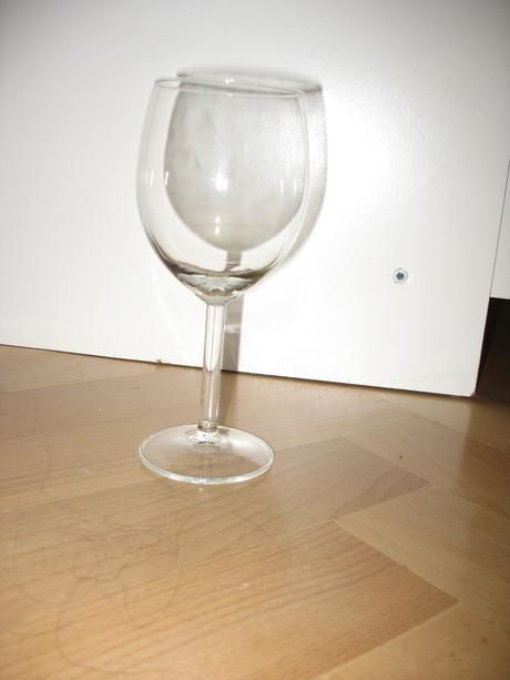 Skleničky na víno,