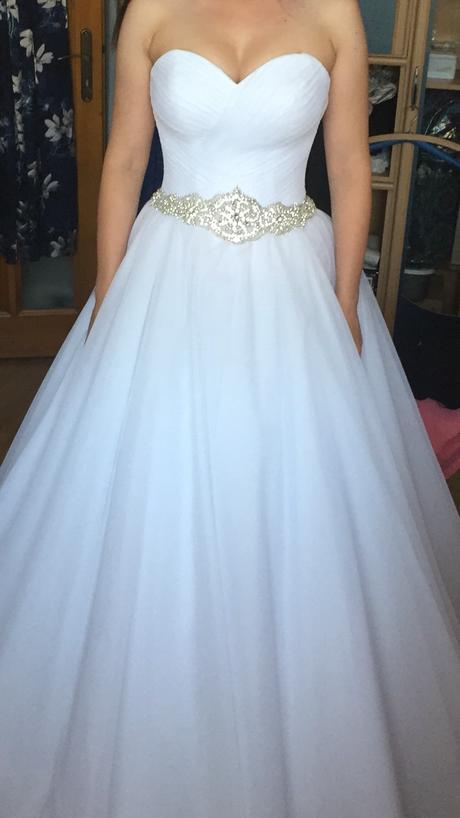 Svadobné šaty 34-44, 36