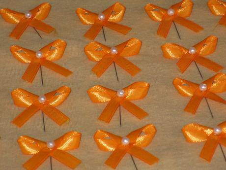 Oranžové vývazky,