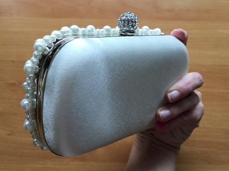 perličková kabelka,