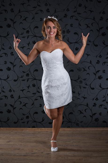 Svatební šaty Lily, 36
