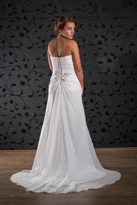 Svatební šaty Sally, 38