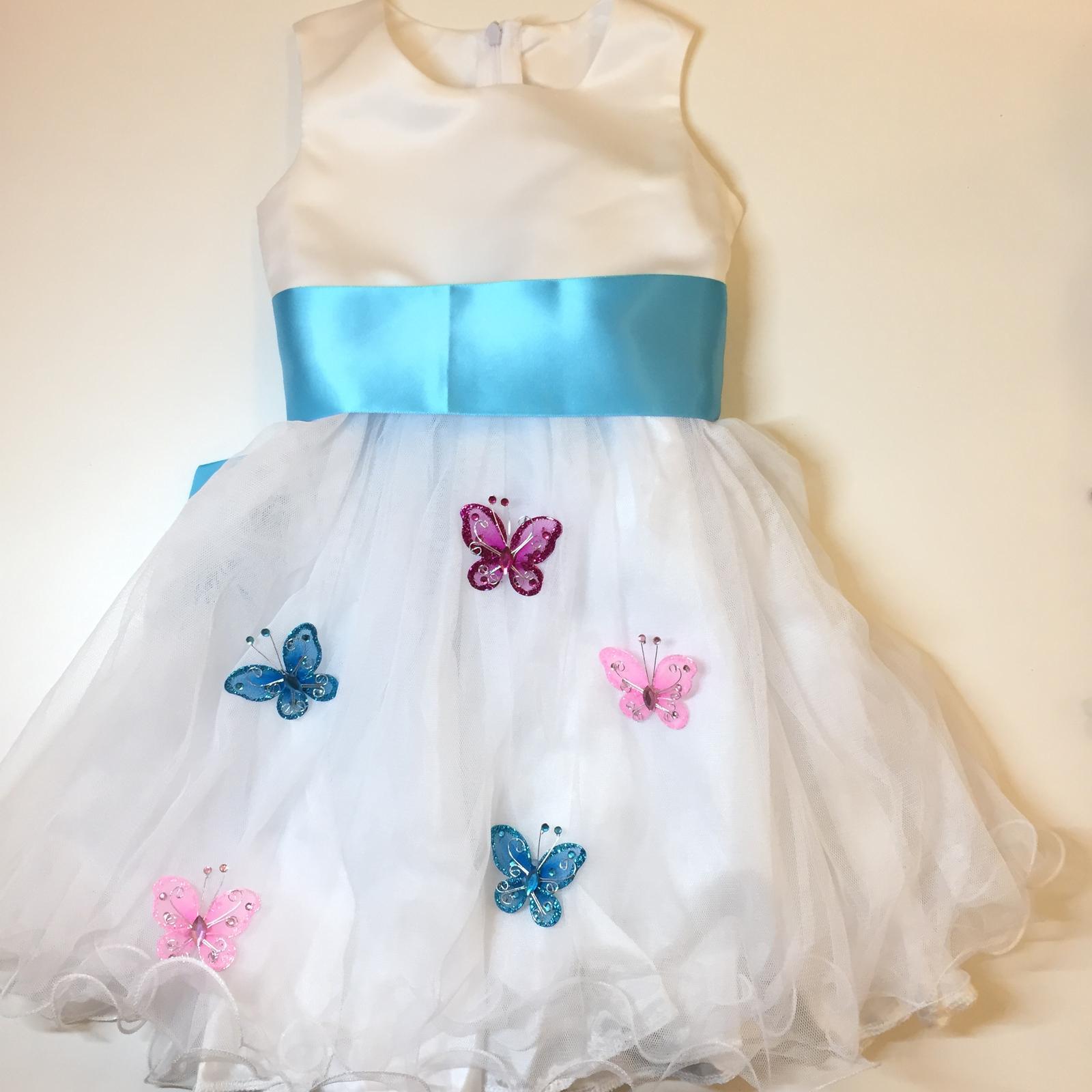 dc5a1f80449d Detské spoločenské šaty