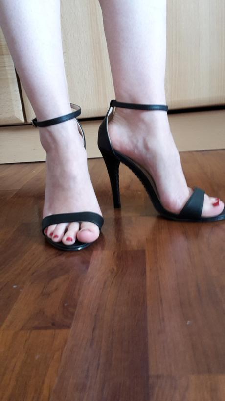 Slušivé sexy sandálky, 37