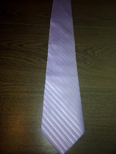 Kravata včetně pošty,
