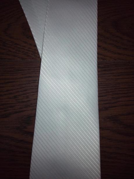 Luxusni Bílá kravata,