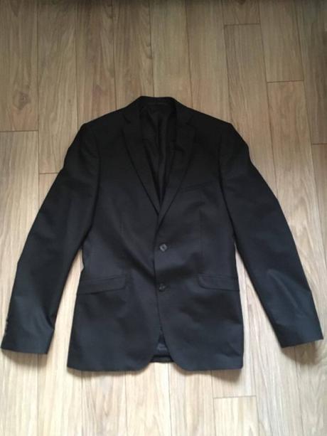 chlapcensky oblek slim, 48