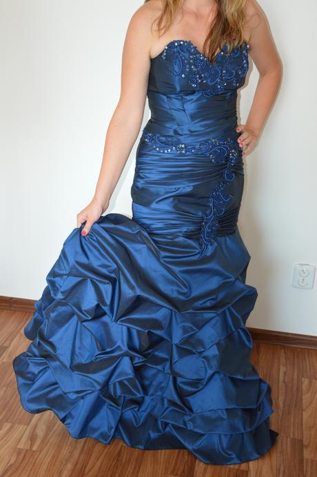Plesové, společenské šaty 38-40, 38