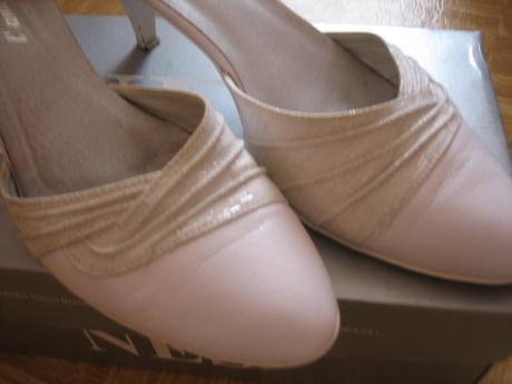 Svatební boty bílé, 38
