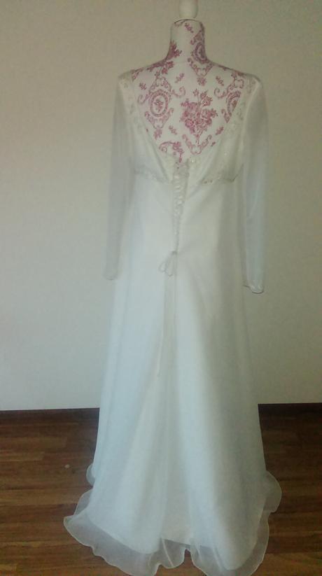 Svatební šaty Romantica vel. 40-44, 42