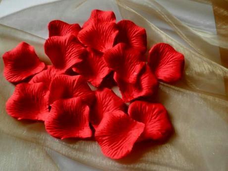 Lupene ruží 1000 ks,
