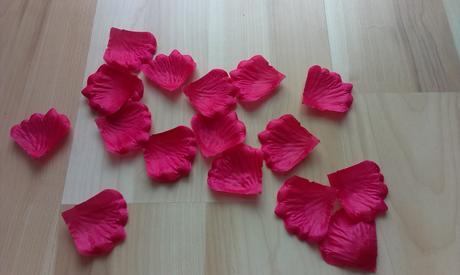 Lupene ruží ružové 500 ks balenie,