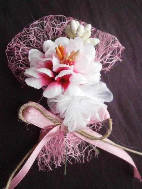 Svadobné pierko pre ženícha / rodičov,