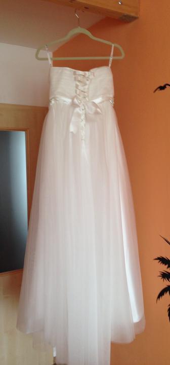 svatební tylové šaty v.40-44 , 42