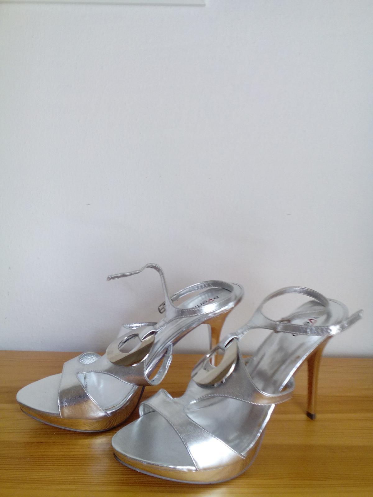 9aa654a22d Spoločenské sandále