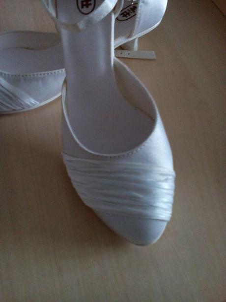 Svadobné topánky Witt, 36
