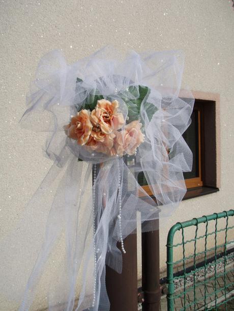 Závěsná květinová dekorace,