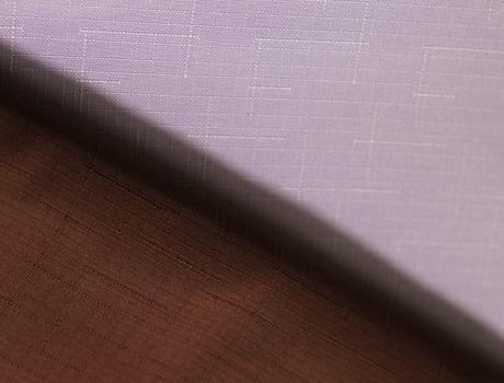Obrus Pohoda s teflónovou úpravou, hnedý,