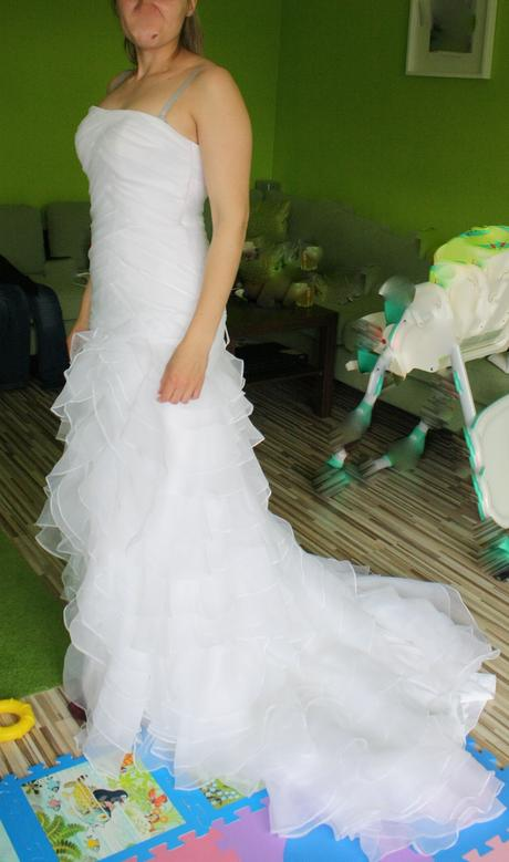 Svatební šaty Daphne, 38