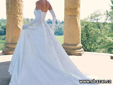 Svatební šaty Séline, 38