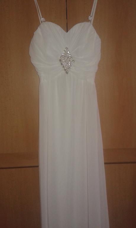 svatební,anebo společenské šaty, 42