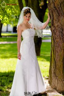 svadobne saty Lisa Donetti, 40