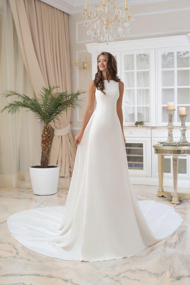 8ee730d9e Jednoduché svadobné šaty so zaujímavým chrbátom , 36 - 627 € | Svadobné  shopy | Mojasvadba.sk
