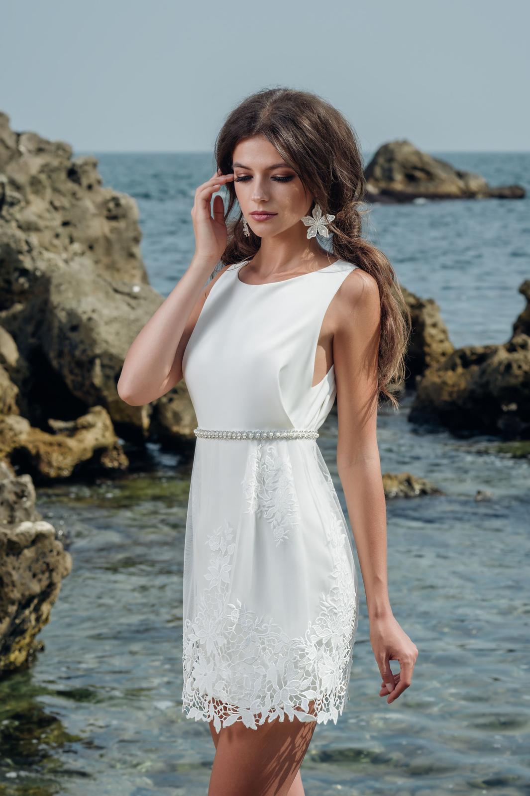 a4d40a99e Odvážne krátke svadobné šaty, 34 - 334 € | Svadobné shopy | Mojasvadba.sk