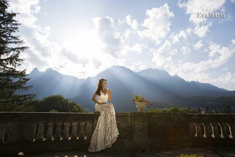 Čipkované svadobné šaty - na mieru - real foto, 36