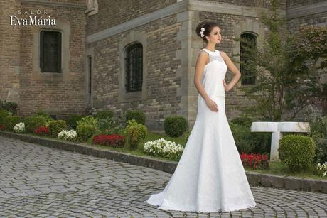 Čipkované svadobné šaty - real foto - na mieru, 40