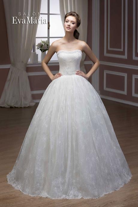 Krajkové princeznovské šaty - real foto - na mieru, 36