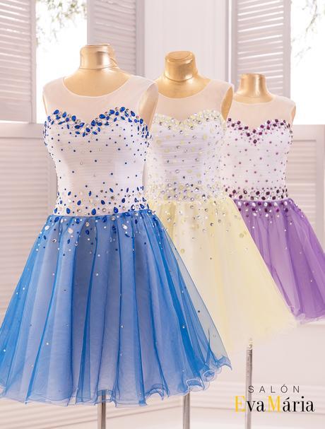 Krátke luxusné šaty s kamienkami, 36