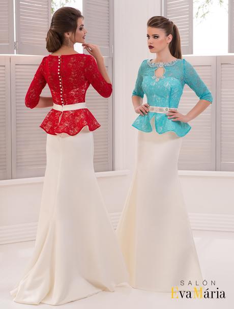 Kúzelné spoločenské šaty s čipkovaným živôtikom, 34