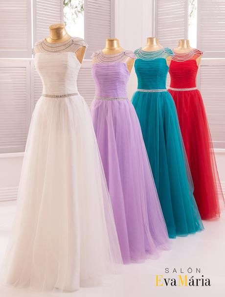 Kúzelné spoločenské šaty s perličkami, 36