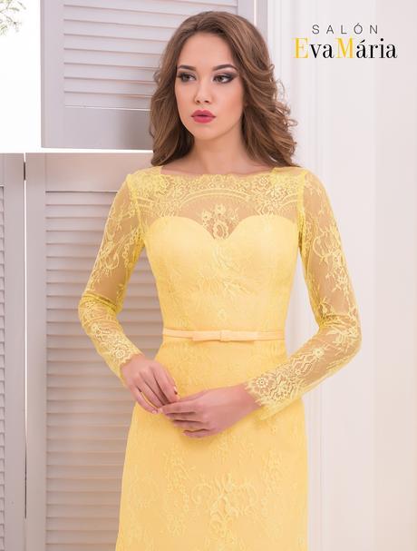 Luxusné celočipkované spoločenské šaty , 34