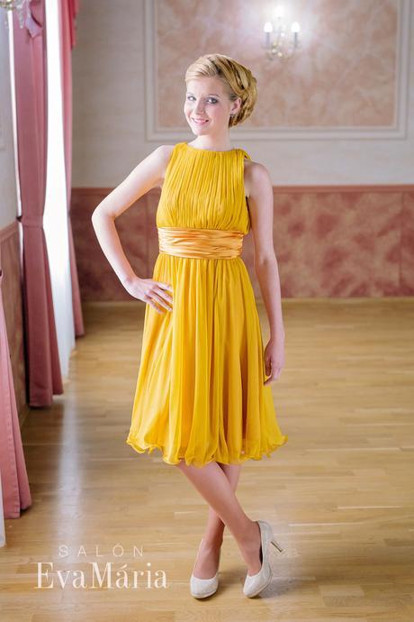 Luxusné koktejlové šaty - predaj / prenájom , S
