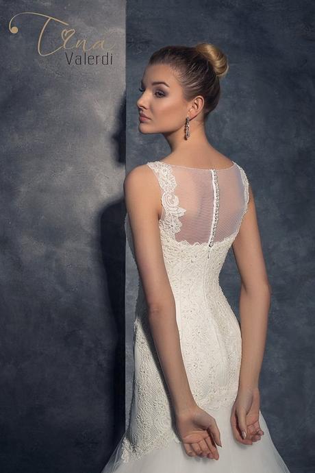Luxusné svadobné šaty šité na mieru, 34