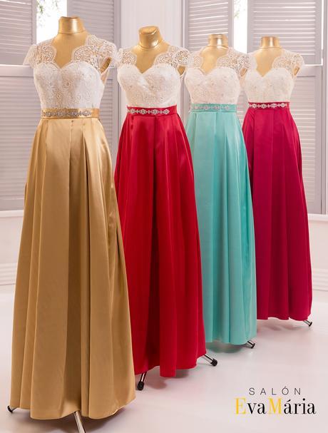 Luxusné večerné šaty s prekrásnou čipkou, 34