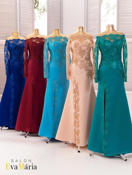 Luxusné večerné šaty s prekrásnou čipkou, 36