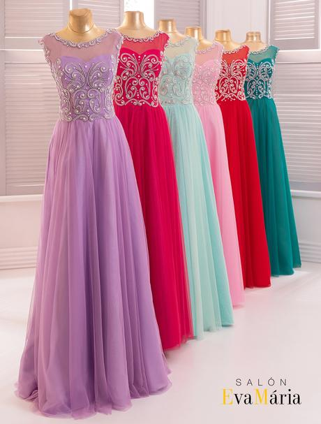 Nádherné luxusné spoločenské šaty na predaj, 38