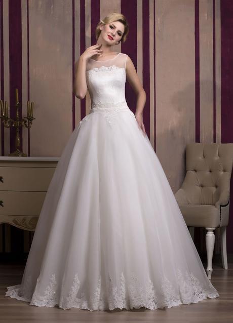 Nádherné svadobné šaty na predaj, 38