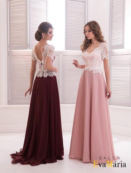 Nežné luxusné šaty s čipkovaným živôtikom, 34