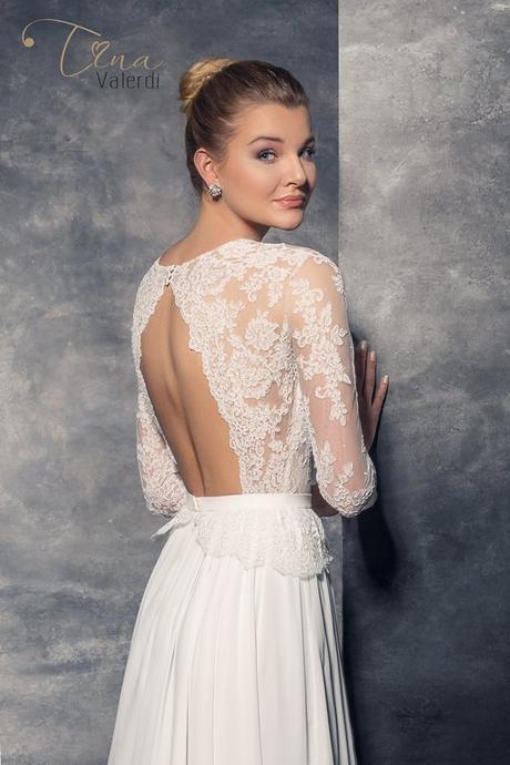 Odvážne svadobné šaty šité na mieru, 34