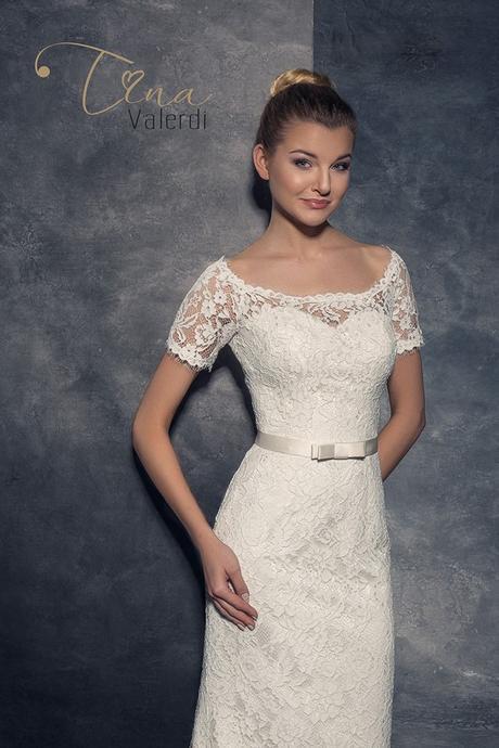 Predaj dlhých značkových svadobných šiat, 34