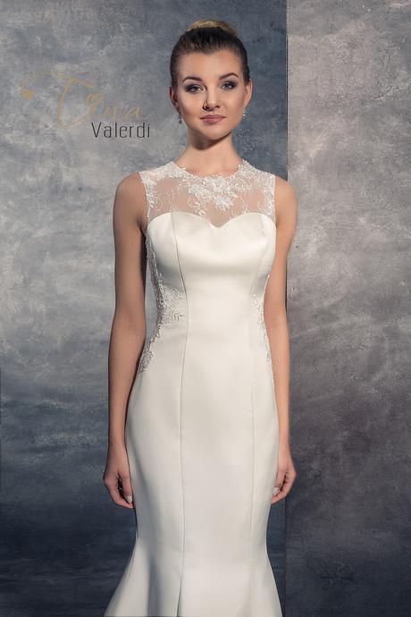 Predaj očarujúcich značkových svadobných šiat, 34
