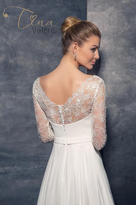 Predaj pôvabných značkových svadobných šiat, 38