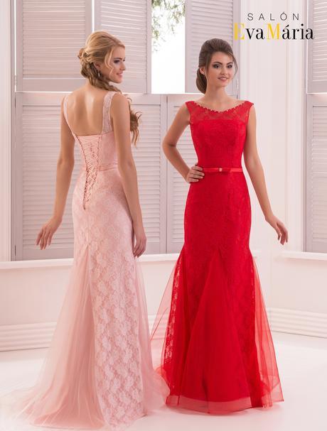Prekrásne celočipkované večerné šaty, 34