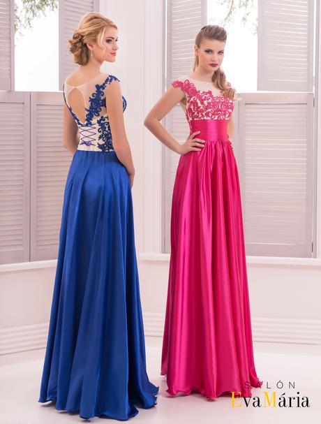 Prekrásne dlhé večerné šaty, 34