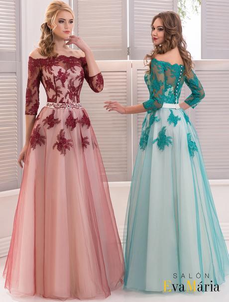 Prekrásne luxusné spoločenské šaty na predaj, 34